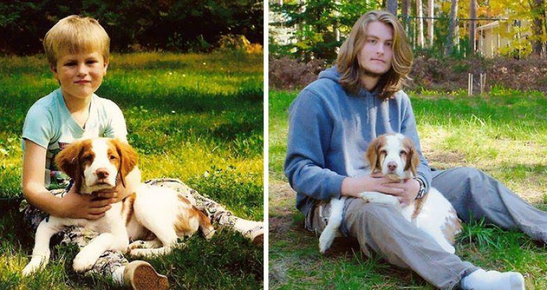 13 лет жизни с собакой, лучшей на свете до и после, друзья, собаки, фото