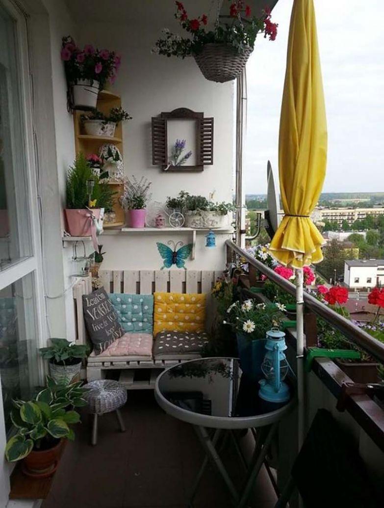 практические идеи дизайна балкона