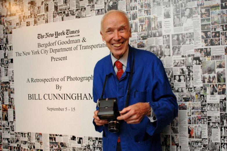 Билл Каннингем: Нью-Йорк