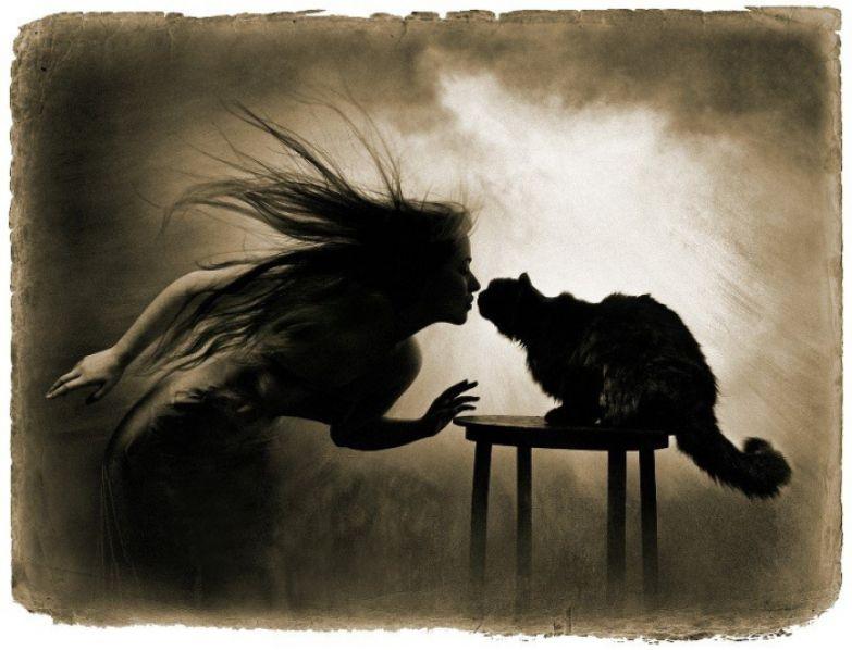«Мастер и Маргарита». Фотоиллюстрации Елены Мартынюк.