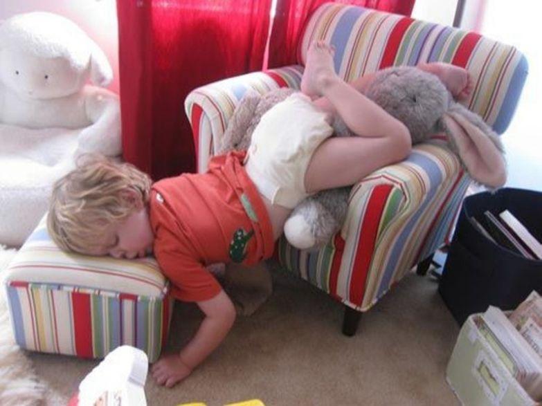 13. Детская акробатика. дети, дети спят