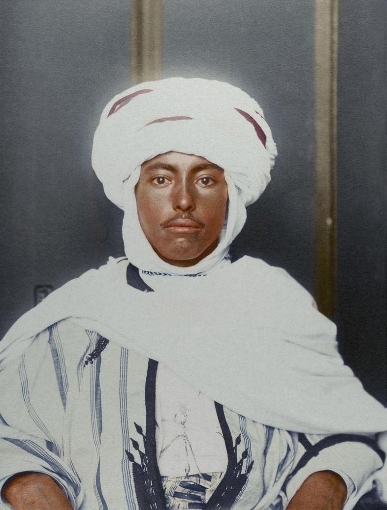 Алжирец, 1910 история, костюмы, сша, эмиграция