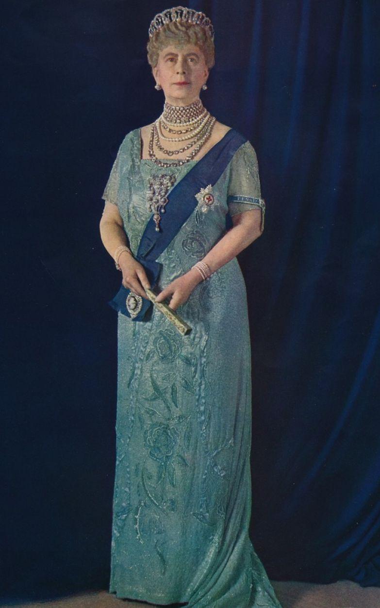 Королева Мария Текская