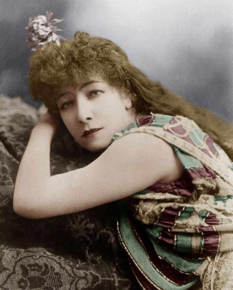 20+ фактов о Саре Бернар, которая не блистала красотой, но сводила с ума лучших мужчин своего времени