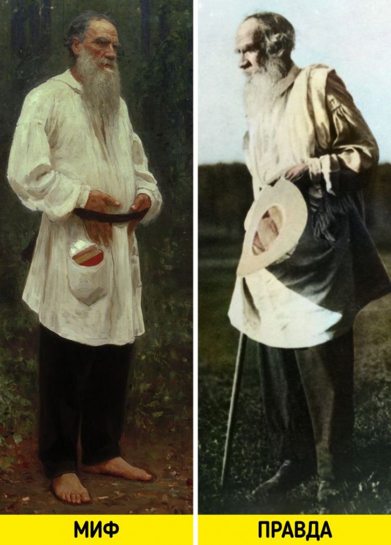 9 малоизвестных фактов о Льве Толстом, от которых опешат даже учителя литературы