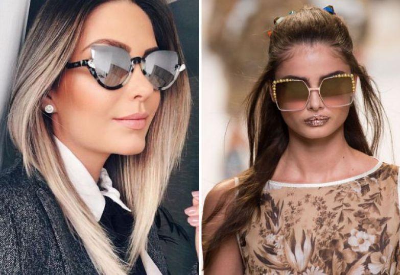 брендовые солнцезащитные очки 2018